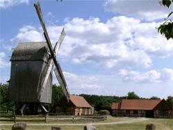 Bockwindmühle Lindhorst