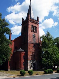 Evangelische Pauluskirche Colbitz